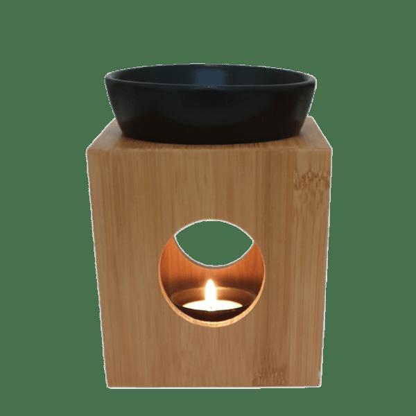 Brûleur Bambou à ouverture en Cercle